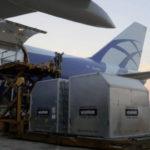 """AirBridgeCargo отследит грузы при помощи технологии """"Интернет вещей"""""""