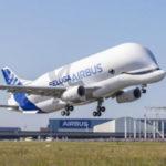 Грузовой самолет Beluga XL выполнил первый испытательный полет